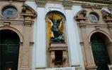 北美洲旅行 聖彌額爾教堂是一座天主教堂最大的文藝復興式教堂