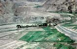 60年前的一組影像,記錄的是甘肅境內的河西走廊