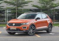 大眾新款SUV高顏值低油耗,1月賣出12608臺,網友:爆款實力