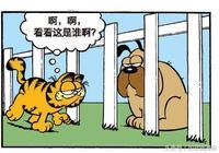 加菲貓漫畫|