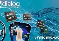 Dialog半導體公司宣佈推出電源管理IC芯片組
