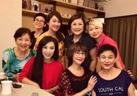歷代TVB花旦同框,還記得那個阿紫和祝英臺嗎?