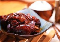 紅燒豬蹄——迷迭香