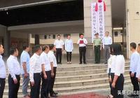 金堂縣退役軍人服務中心掛牌成立