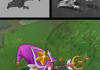 盤點那些靈感來自玩家的LOL皮膚,魔法少女阿狸早就有了!