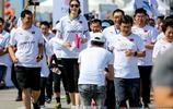 一枝獨秀!女排奧運冠軍趙蕊蕊青島參加奧林匹克日活動