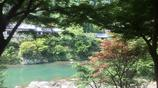 精品旅遊遊記 日本京都嵐山保津川漂流旅行遊玩 令人流連忘返