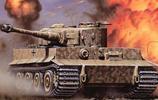 二戰時為擊毀虎式坦克蘇軍升級製造的紅色怪獸坦克能與之抗衡嗎?
