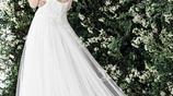 Carolina Herrera 2020 春夏婚紗 清新白色系,輕盈的浪漫夢想