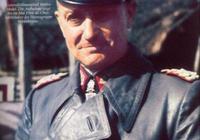 二戰德軍元帥中的後起之秀,被譽為防守大師,希特勒最後的利器
