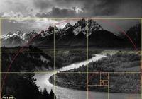 從大師的作品中看構圖 亞當斯照片中的黃金分割