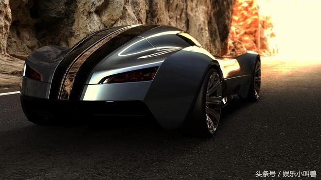 超級跑車布加迪
