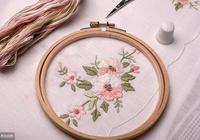 學刺繡必看,手工刺繡工具和刺繡材料介紹!新手入門知識