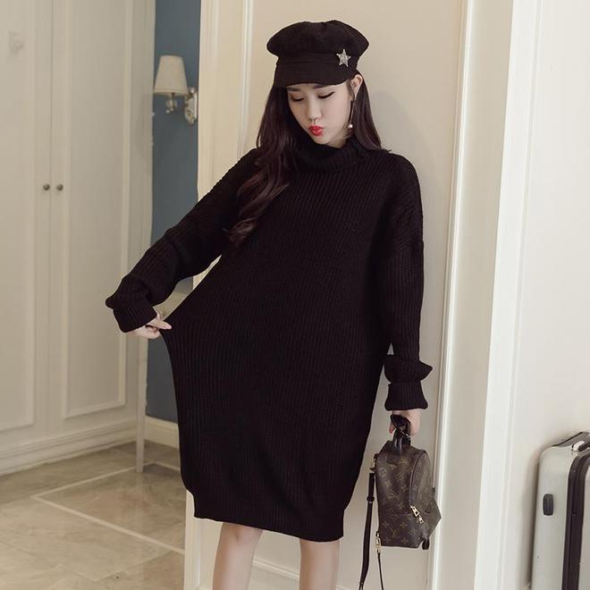 趙麗穎身高155,卻把毛衣穿出了175的範,聰明的女人都在學