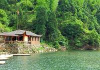 黃林古村,始建於清乾隆,被譽為瑞安的香格里拉