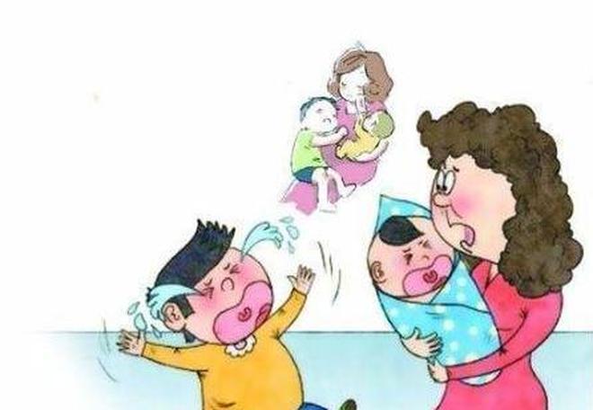 """這副虐心的畫讓你明白,在孩子眼中,""""家"""" 就是和父母再一起"""