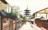 京都街道的味道