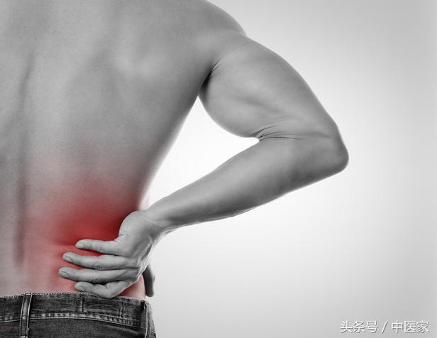腰痛與養腎