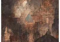 他把傳統國畫畫成了油畫,結果卻當上了美院院長