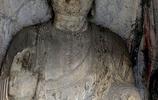龍門石窟的佛像