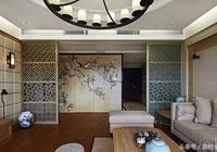 新中式家裝效果圖欣賞