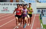 2019全國田徑錦標賽男子800米決賽:阿力木江-熱合麥提奪冠
