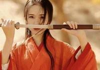 """""""人中龍鳳""""的聽雪樓主為何對舒靖柔情有獨鍾,看她的打扮就知道"""