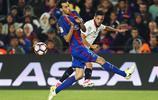 足球——西甲聯賽:巴薩勝塞維利亞