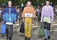 男裝周/「塑膠袋」成新時尚 巴黎世家首推童裝