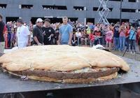 這些世界上最大的漢堡、最貴的漢堡、最辣的漢堡等等,你見過嗎?