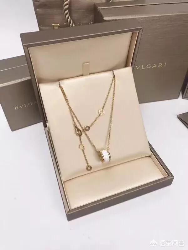 寶格麗的項鍊多少錢?貴不貴?