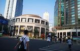 到上海南京西路拍的照片,這才是真實的上海