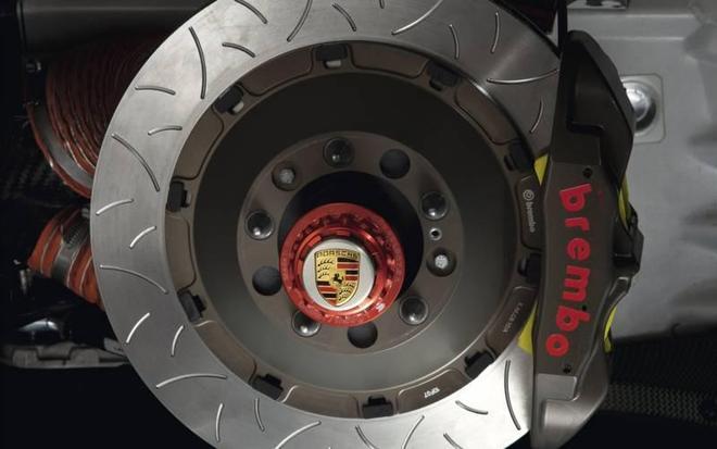 汽車展覽:保時捷911gt3炫酷賽車圖集