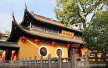 彌勒佛的道場在寧波,這座寺廟已有1700多年成旅遊勝地