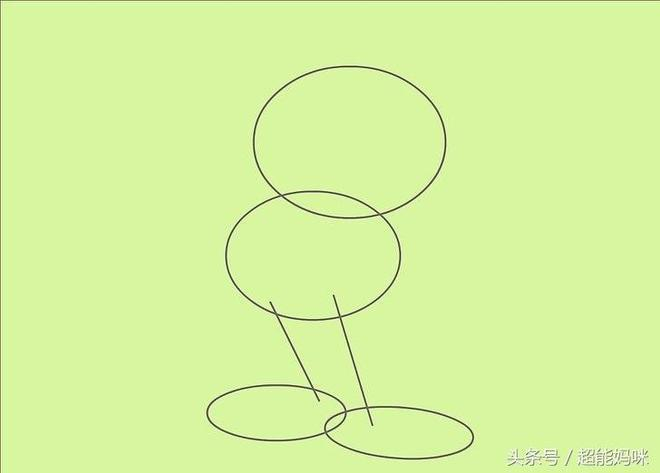 如何畫一隻加菲貓(1)