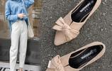 秀氣的玉腳就要配這樣的美鞋,穿它出門,氣質優雅回頭率高