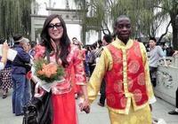 大量非洲人進入中國,表面上旅遊,其實另有目的