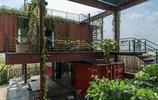 住宅設計:四個集裝箱改造而成的最美鋼結構別墅,後附平立面圖