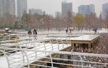 你也許只知道北方的雪景之美,卻不瞭解武漢沙湖的雪中之情