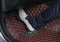 傳統汽車腳墊已經out了,當下流行這幾款,安全耐髒又顯檔次