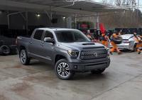 2018 豐田坦途Tundra TRD Sport