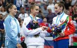 6月22日第二屆歐洲運動會的藝術體操個人全能比賽,她算是美女嗎
