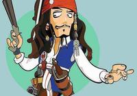 網友腦洞大開!《加勒比海盜》傑克船長走路為啥老晃悠?現在都市快報海軍夏令營有了答案
