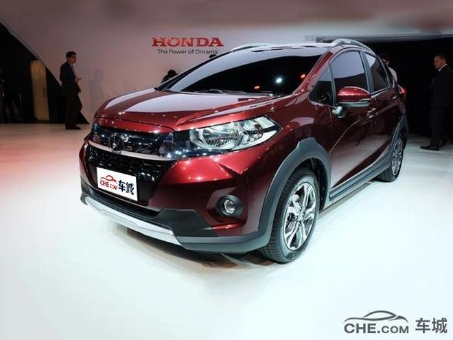 本田再推出一款全新小型SUV,起售 價7萬起!