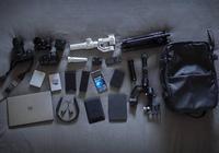 「出行裝備」一個攝影、數碼愛好者的裝備分享