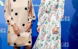 伊萬卡出席全球創業峰會 身穿印花裙笑靨如花衣品再次上線