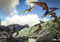 方舟生存進化手遊恐龍大全