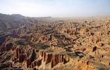 """攝影圖集:""""活的地質演變史博物館"""",溫宿托木爾大峽谷"""