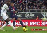法甲-卡瓦尼傳射姆巴佩破門 巴黎3-0客勝十人亞眠繼續領跑