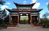 風景圖集:束河古鎮風景的魅力
